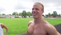 Scott Panchik Doing what he loves