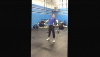 Scott Panchik Speed Snatch Ladder