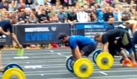 Scott Panchik and Rich Froning Men's Event Crossfit