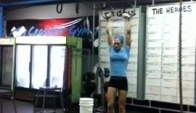 Sorta strict muscle-ups - Talayna Fortunato