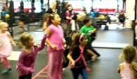 Team CrossFit - Kids Birtay party fun tag game