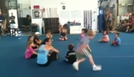 Team CrossFit Kids - Pre school fun game