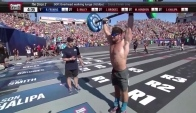 The Cinco CrossFit Games event