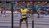 The CrossFit Games Individual - Overhead Squat