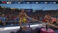 The CrossFit Games Individual Push Pull