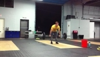 Throwdown Qualifier Wod - Noah Ohlsen