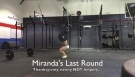 Thruster Muscle Up - Miranda Oldroyd