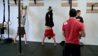 Tips Handstand Push-Ups with Chris Spealler