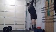 Tommy Hackenbruck Chest to Bar Fran