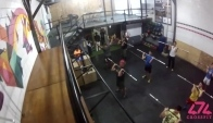 Training Camp at CrossFit with Douglas Chapman and Neal Maddox