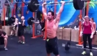 Training with Rich Froning at CrossFit D