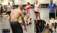 Workout with Miranda Oldroyd and Chris Spealler